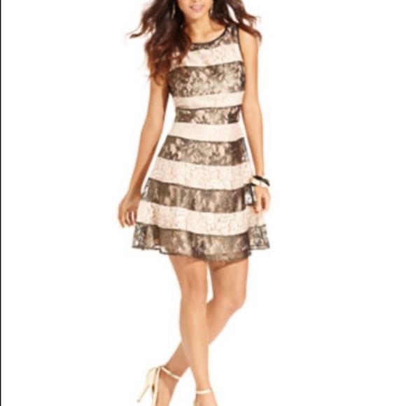 Jessica Simpson Lace Dress